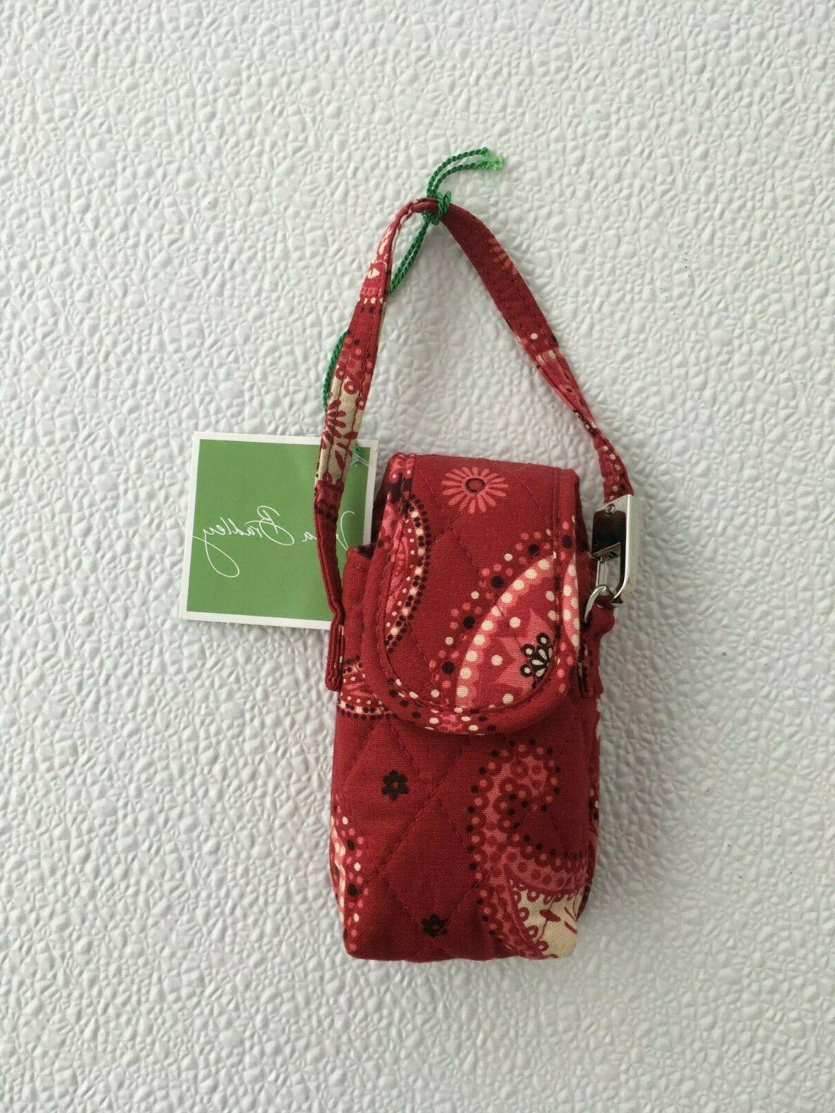 flip phone case with handle retired pattern
