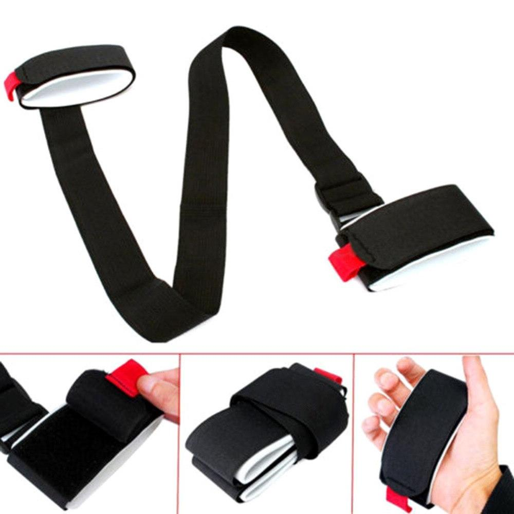 <font><b>Adjustable</b></font> Skiing Pole Shoulder Hand Lash Protecting <font><b>Handle</b></font>