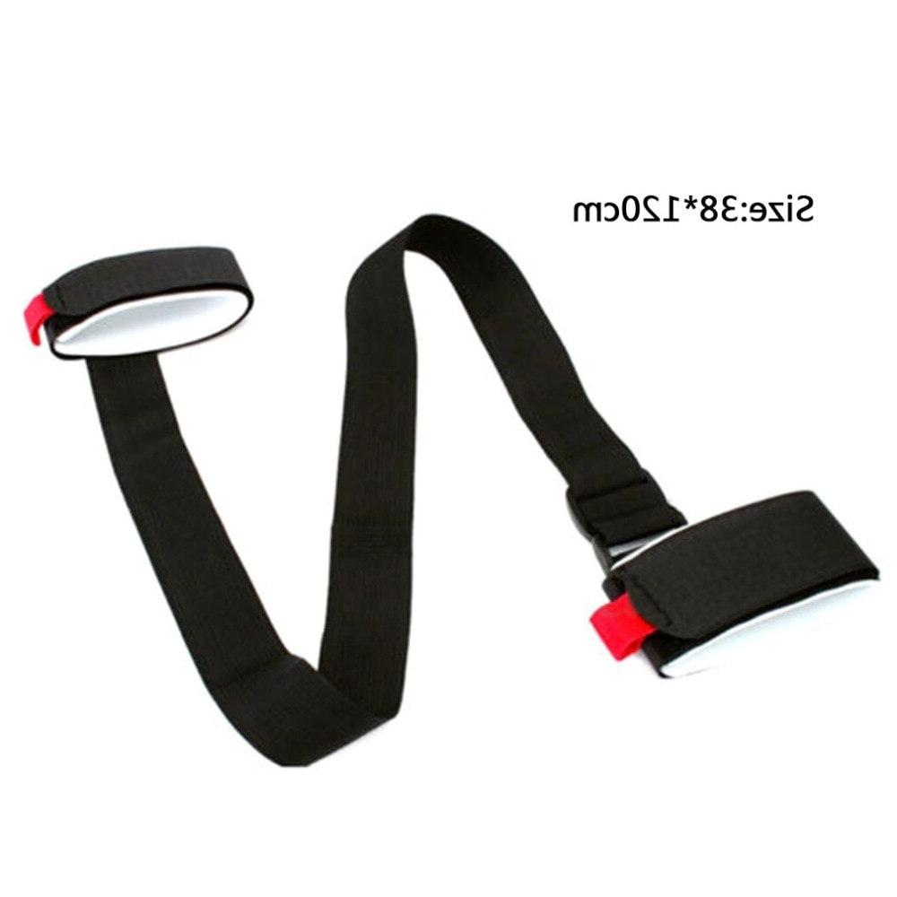 Hand Lash Straps Loop Protecting Black Ski <font><b>Handle</b></font>