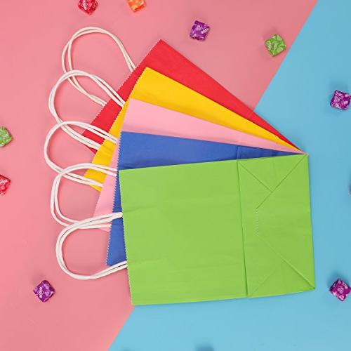 TOYMYTOY Gift Bags Handle Shopping Favor
