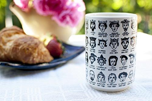 It's to Get a Handle Kings England Tea Cup Royal