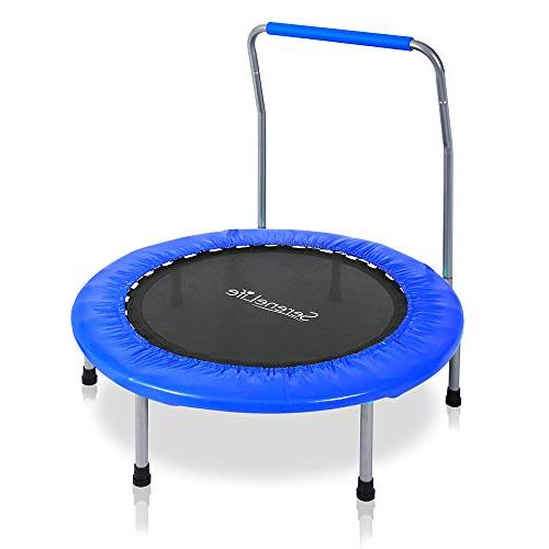 highly elastic trampoline 36