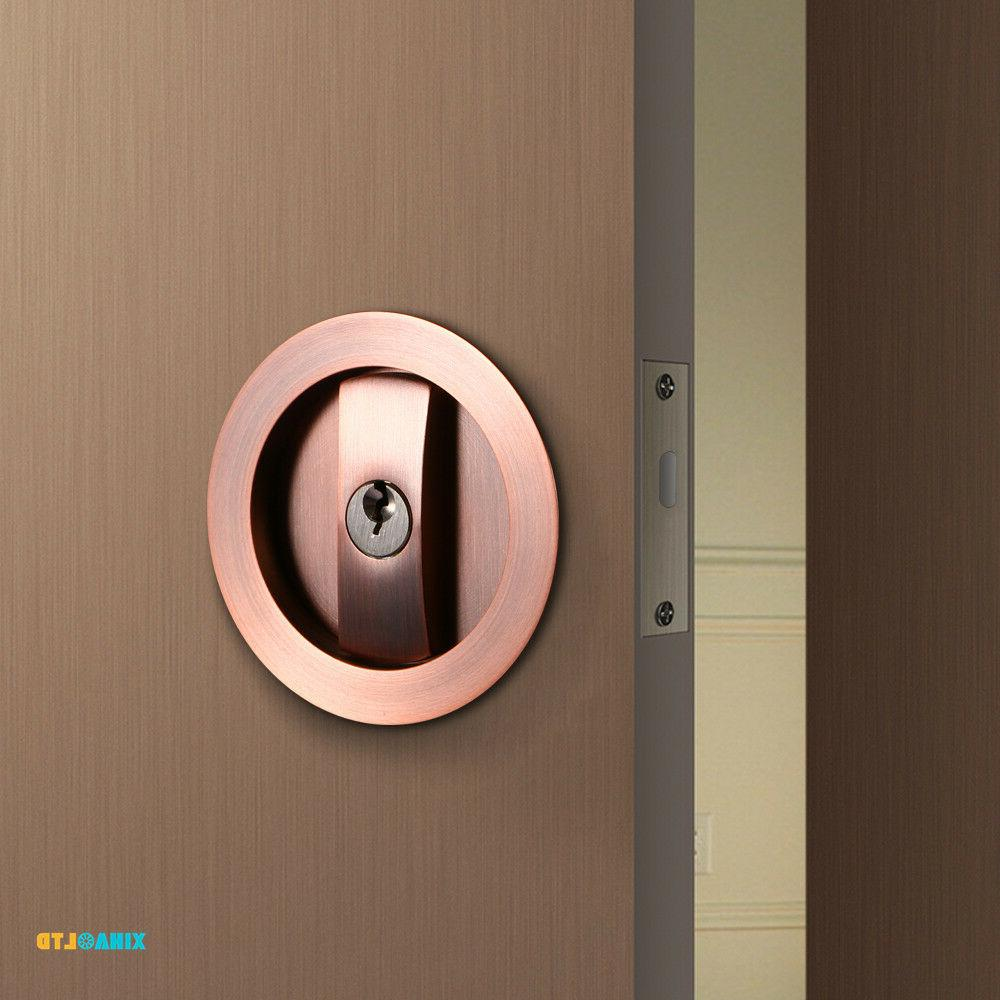 CCJH Invisible Wood Sliding Cup Handle Keys