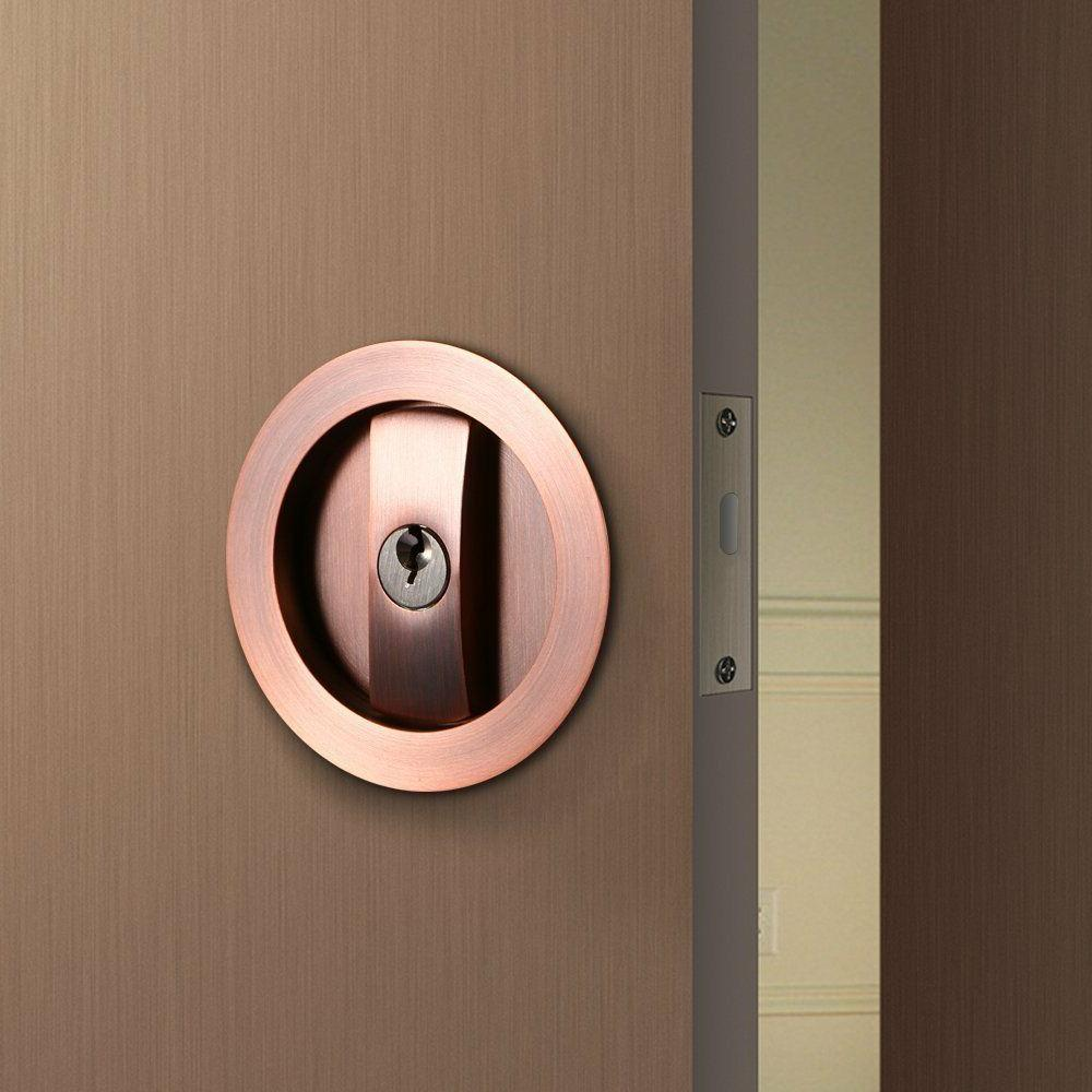 Invisible Door Gate Lock On