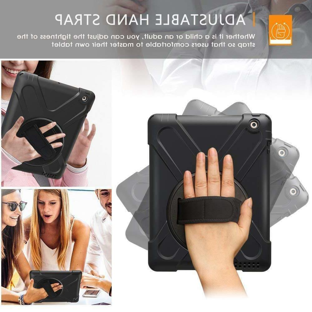 For iPad 4 Shoulder Duty Case