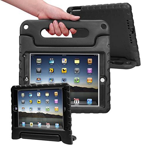 Air 2 Shockproof Bumper Hard Cover Handle in Apple Air 2 - Generation