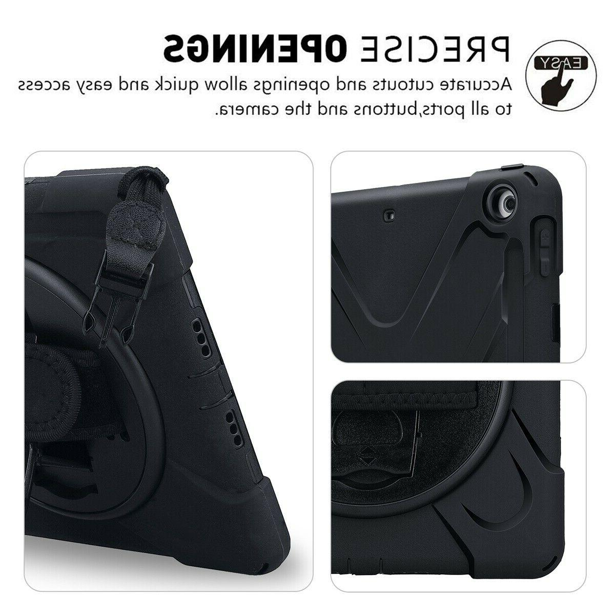 For 9.7'' With Grip Duty Case
