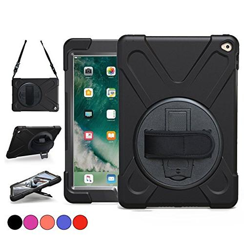 iPad 2 Carrying Protective with 360 Hand Shoulder Strap, for Air Skin A1567
