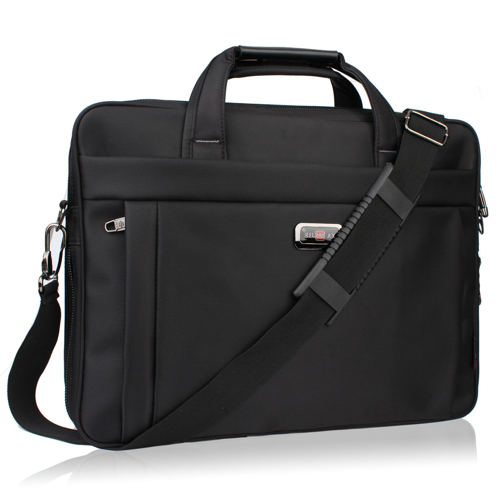 "Laptop Shoulder Bag Case with For 15.6"" 15.4"""