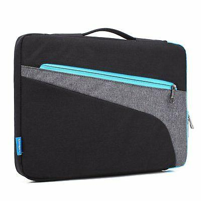 CoolBELL 15.6 Inch Laptop Sleeve Case With Handle Nylon Lapt