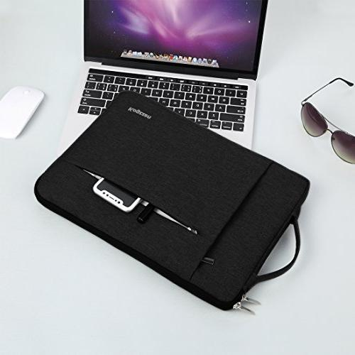 Kogzzen 14-15.6 Laptop Sleeve with Compatible with MacBook Surface 2 Shockproof Protective Case HP Lenovo -