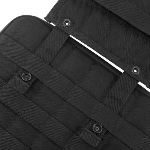 "Black Molle Case IPad with to 10"" Tablets"