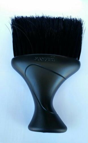 Denman with Extra-Soft Bristles, Black New
