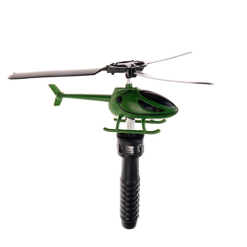 New Aviation Model <font><b>Handle</b></font> Helicopter Outdoor for Playing Drone Gifts Beginner