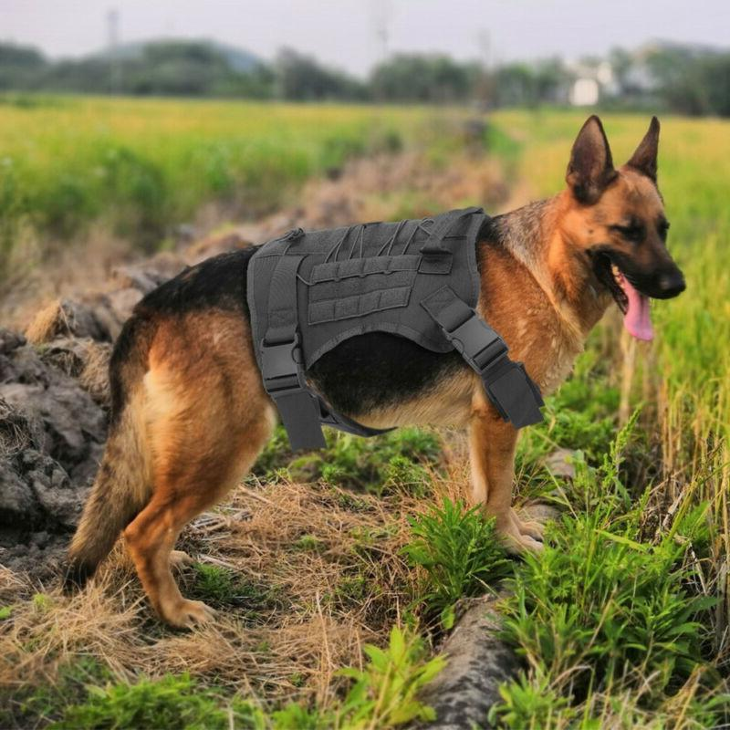 Tactical Dog with Handle No-pull Dog