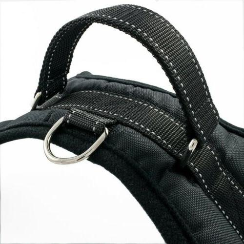 Small Vest Harness Chest Strap with Handle