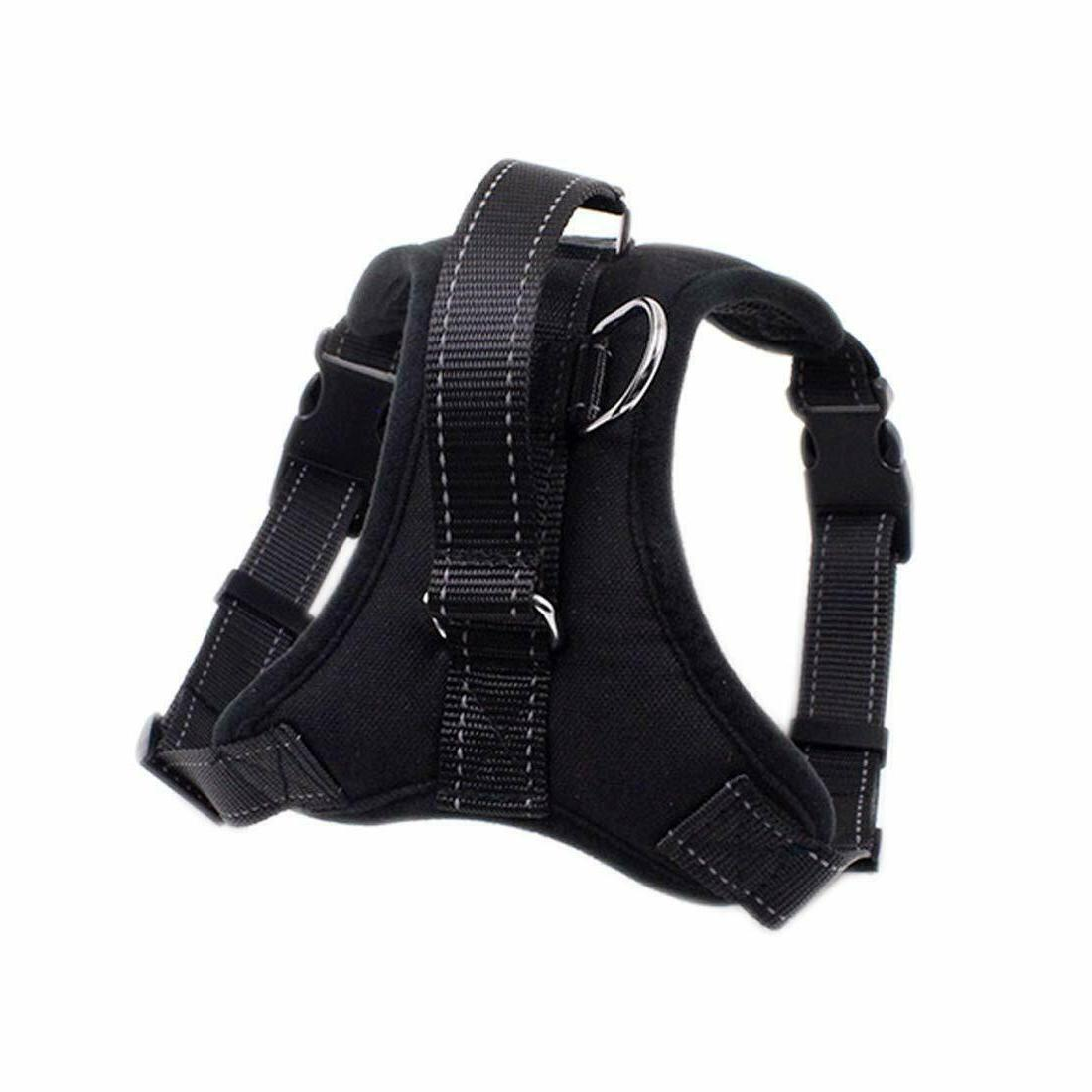 No Dog Harness with and Reflective Body Padded