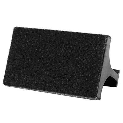pack of 2 record brush replacement pads