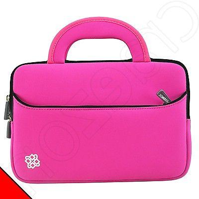 Pink Sleeve Cover With Handle for Kids Nabi
