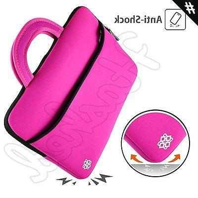 Pink Sleeve Handle for iPad Generation, iPad iPad