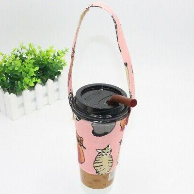 Portable Print Bottle Bag with