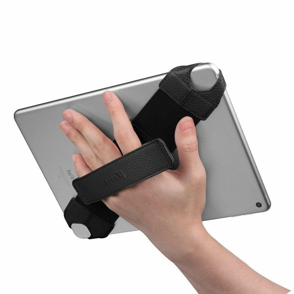 PU Hand Strap with Elastic Belt inch Tablets