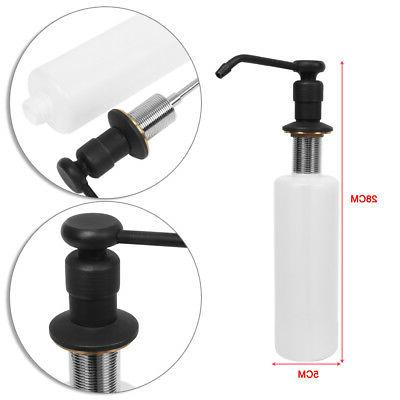 Pull-Out Faucet Dual-Spray Spout Brushed