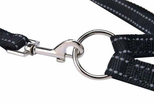 Reflective Dog Leash No with Lead for Dogs