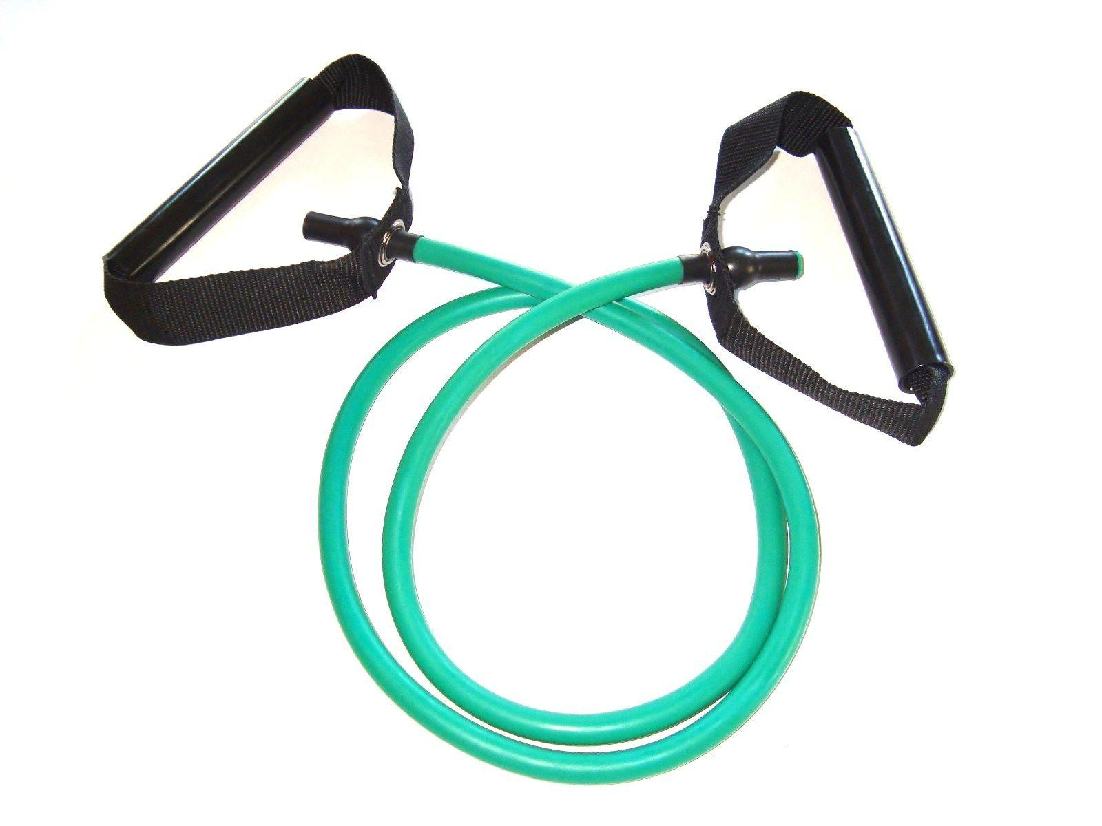Resistance Bands Yoga Pilates Abs Exercise Fitness Workout T