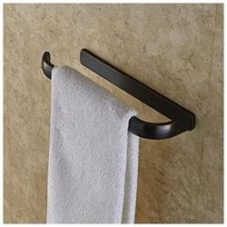 Rozin Oil Rubbed Bronze Bathroom Towel Rail Wall Mounted Tow