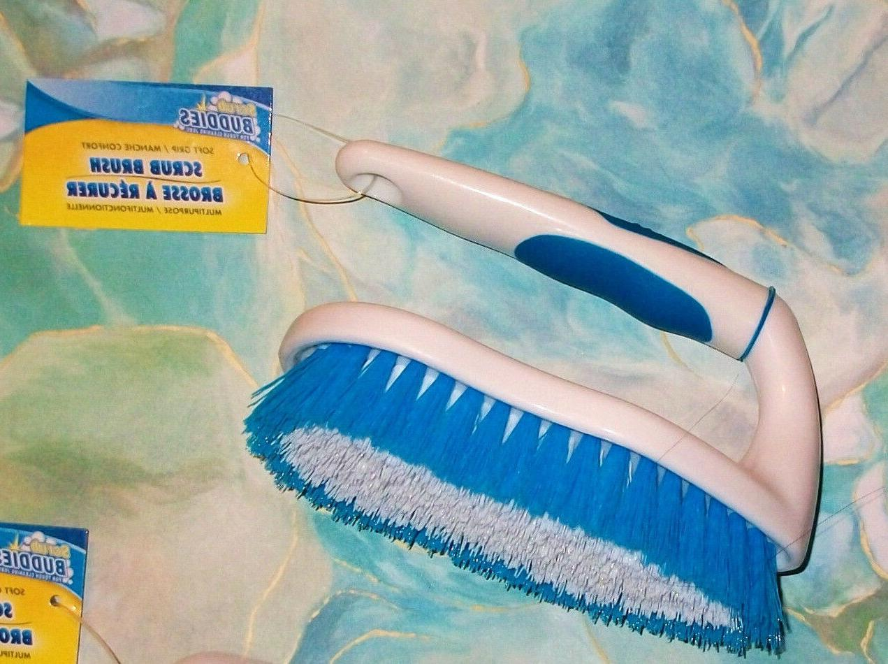 SCRUB WITH HANDLE ALL-PURPOSE SCRUBBER