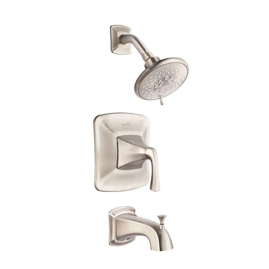 selia 1 handle bathtub and shower faucet