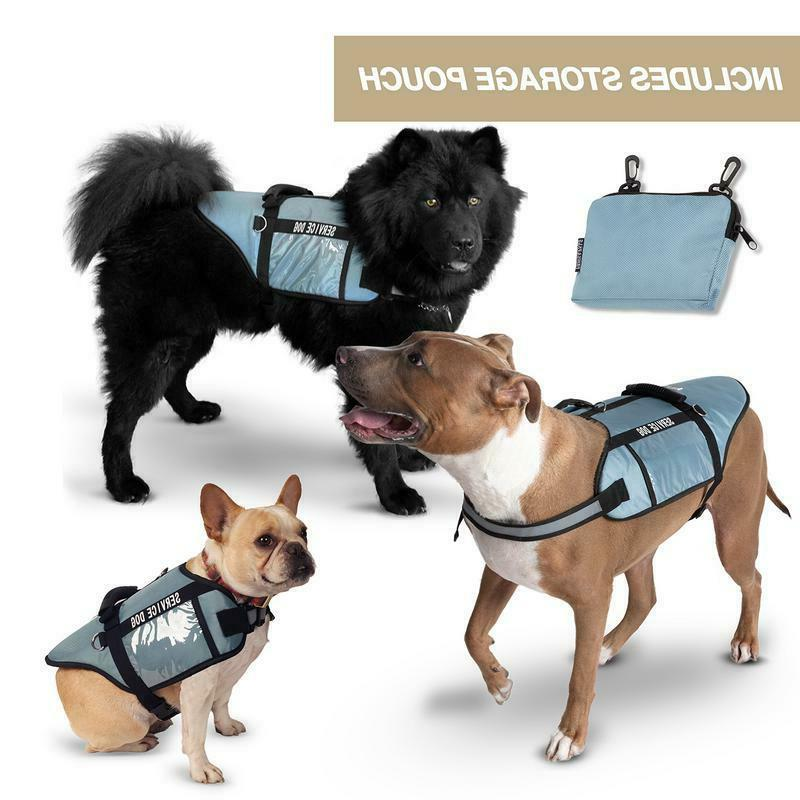 Service Vest For Reflective Harness