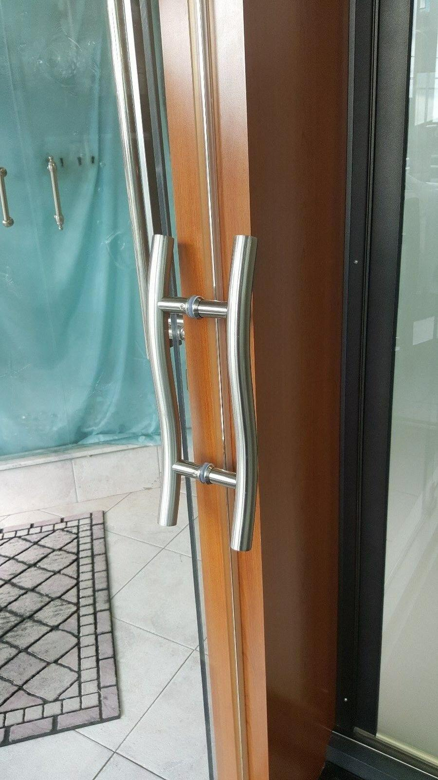 """SHOWER 8"""" CURVED LADDER BTB WITH WIDE 7/8 CH OR BN"""