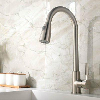 Pull Kitchen Faucet With