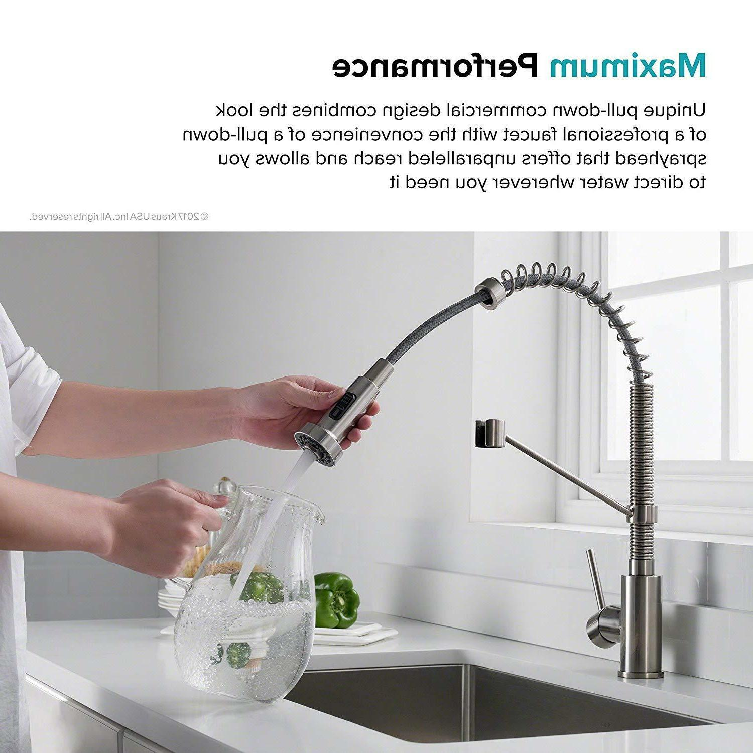 Single Faucet With Sink