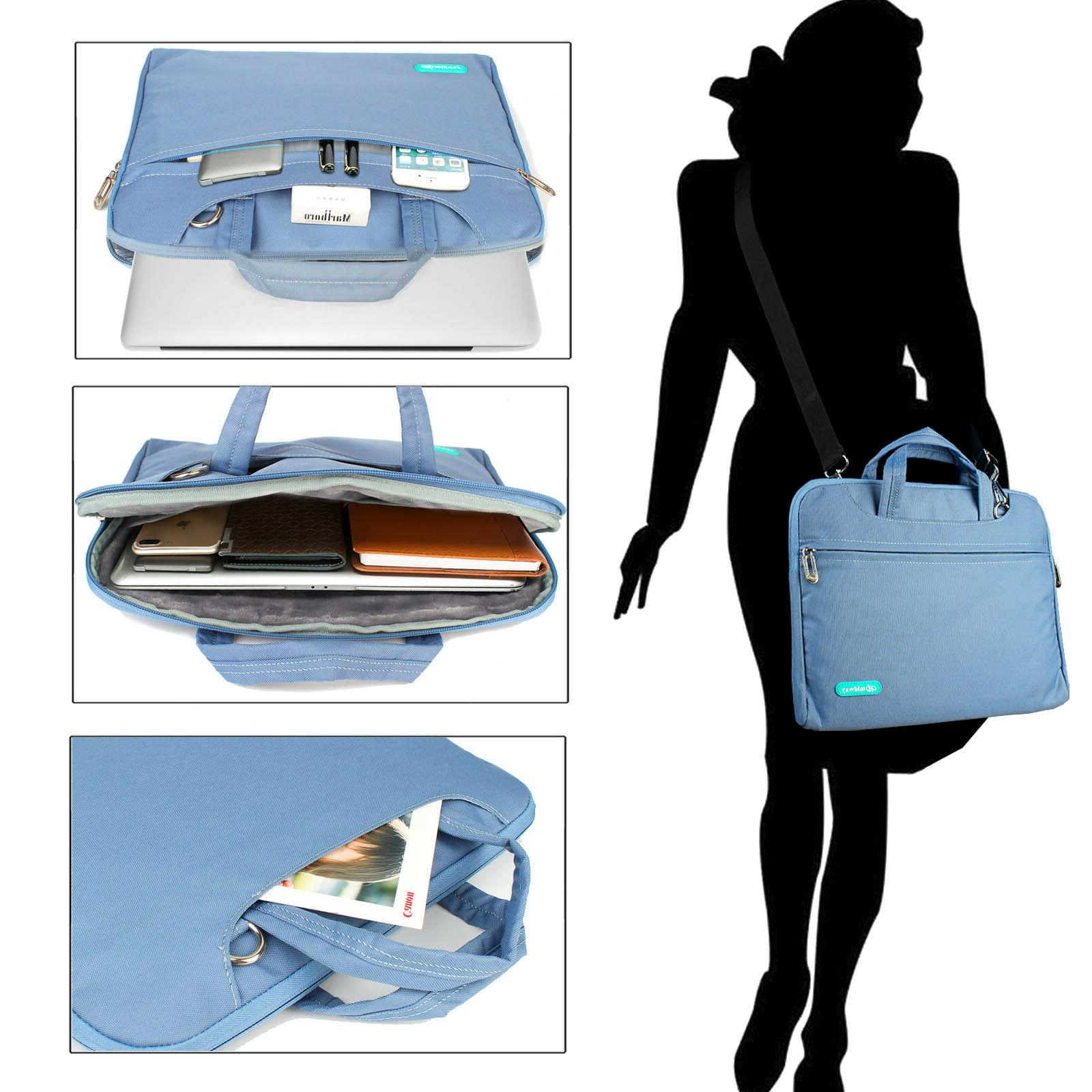 """Sleeve Bag With Handle and Strap 13"""" Air"""