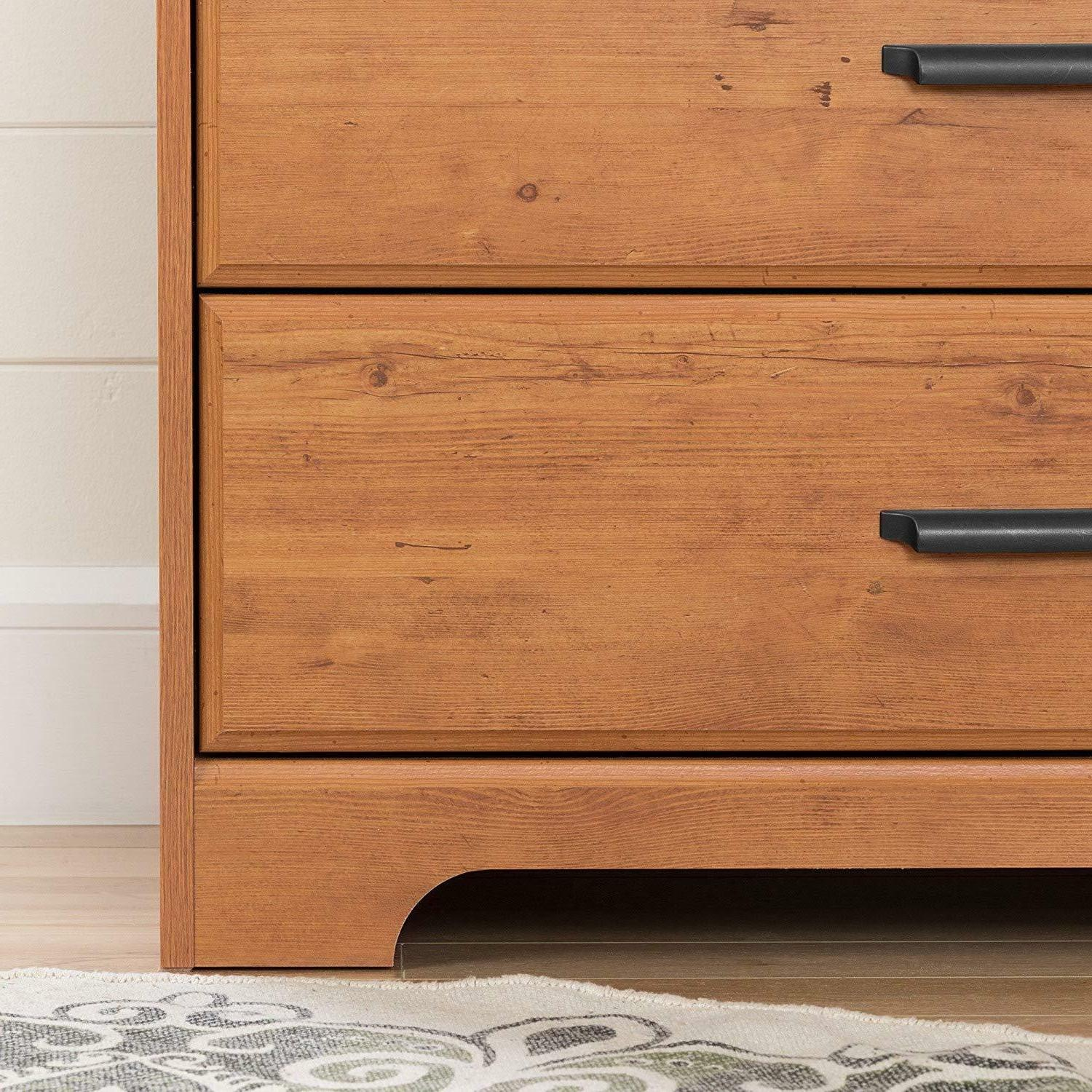 South Versa 5-Drawer Dresser, with Handles