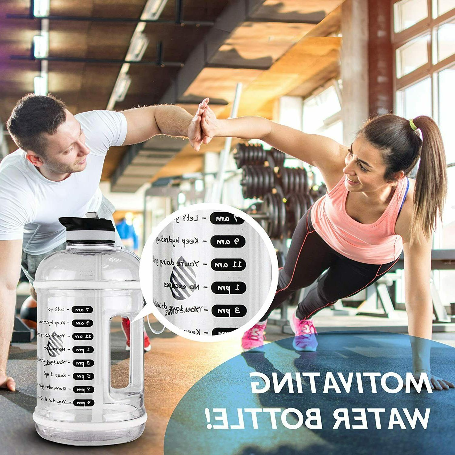 Sports 1 Gallon Water Bottle with