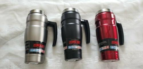 Thermos Stainless King 16 Ounce Handle!