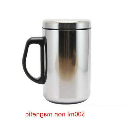 Stainless Insulated Mug Tea Drinking