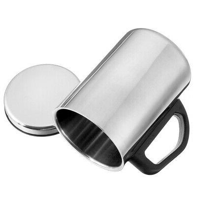 Stainless Steel Mug Water Drinking Cup