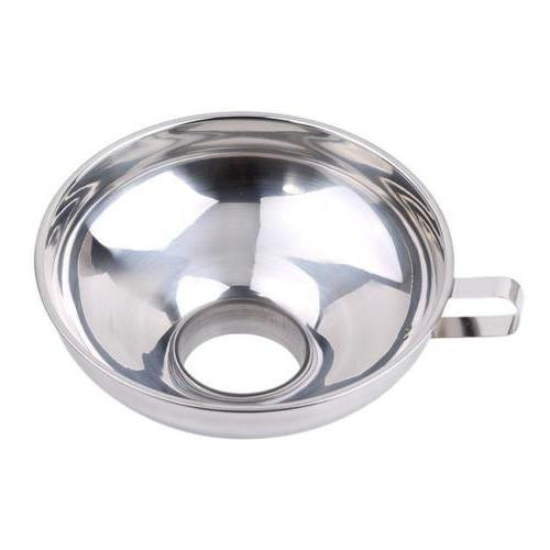 Stainless Steel Canning Funnel With For KI