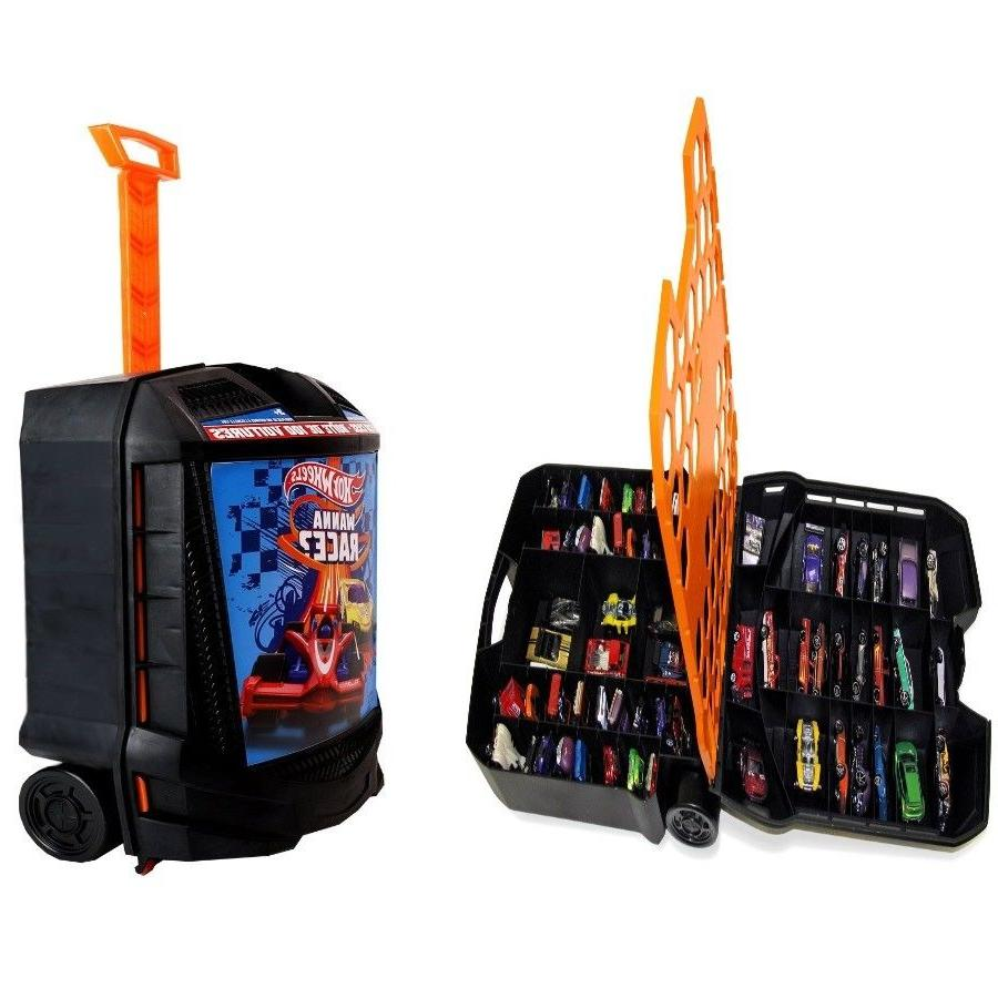 Hot Wheels With Retractable Handle 100 Cars