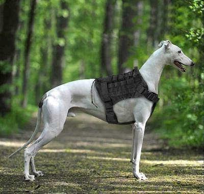 Tactical with Handle/Leash Dog Vest