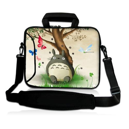 totoro inch notebook laptop shoulder