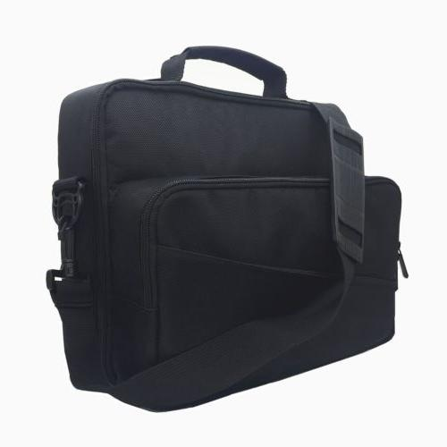 Travel Carry Bag with Shoulder Carrying Handle For Xbox One X Cover