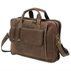 Tuscany Leather Laptop Briefcase