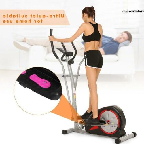 Twister Stepper with Handle Bar Machine Fitness Exercise Trainer