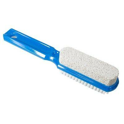 Two Scrubber with Handle: Smoother Foot